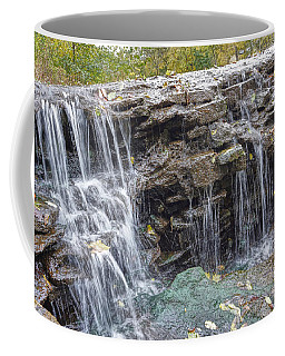 Waterfall @ Sharon Woods Coffee Mug