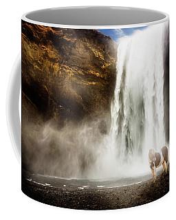 Waterfall #1 Coffee Mug
