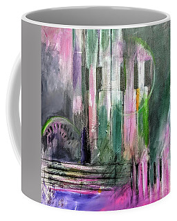 Watermelon Man Coffee Mug