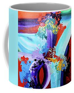 Watery Waves Coffee Mug