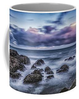 Waves At The Shore Coffee Mug