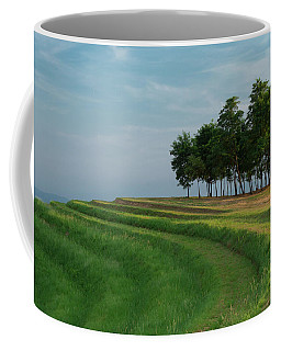 Waves Of Grass Coffee Mug