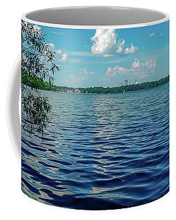Waves On Lake Harriet Coffee Mug