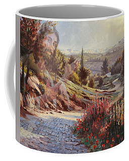 We Will Walk In His Paths 2 Coffee Mug
