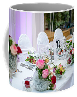 Wedding Table Coffee Mug