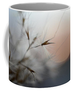 Coffee Mug featuring the photograph Weed Abstract 2 by Marianna Mills