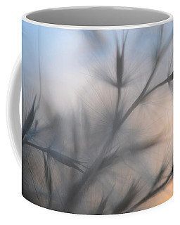 Coffee Mug featuring the photograph Weed Abstract 3 by Marianna Mills