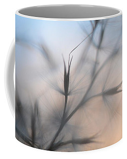 Coffee Mug featuring the photograph Weed Abstract 4 by Marianna Mills