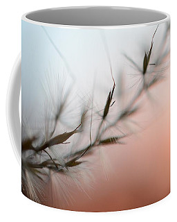 Coffee Mug featuring the photograph Weed Abstract by Marianna Mills