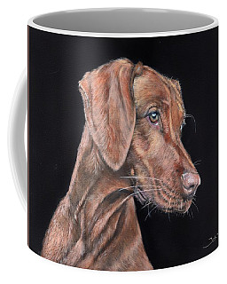 Weimaraner Portrait Coffee Mug
