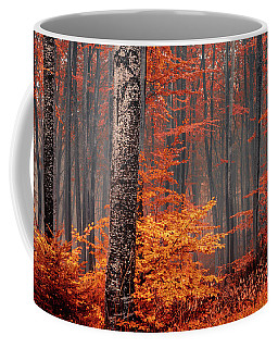Welcome To Orange Forest Coffee Mug