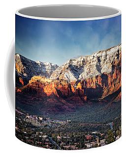 Coffee Mug featuring the photograph West Sedona by Scott Kemper