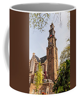 Westerkerk In Amsterdam Coffee Mug