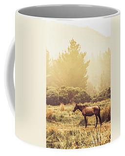 Western Ranch Horse Coffee Mug