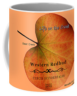 Western Redbud Coffee Mug