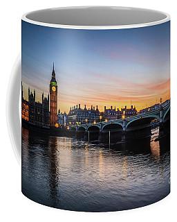 Westminster Sunset Coffee Mug
