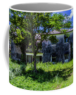 Coffee Mug featuring the photograph Westmoreland Plantation by Stuart Manning