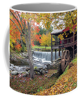 Weston Vermont - Grist Mill Coffee Mug