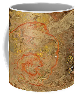 Wet Riverbed Coffee Mug