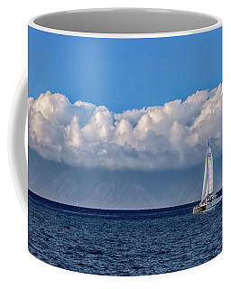 Whale Watching Coffee Mug
