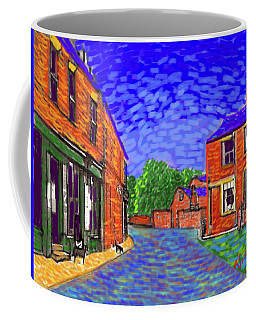 What If...vincent Went To Gildersome Coffee Mug