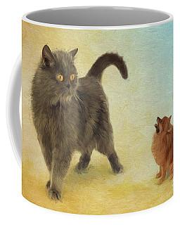 What Kind Of Pill Did You Take? Coffee Mug