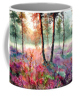 When Heathers Bloom Coffee Mug