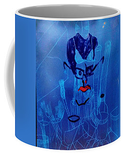 When His Face Is Blue For You Coffee Mug