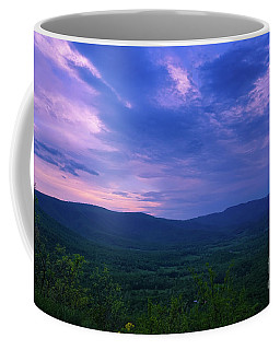 When The Sun Has Set Coffee Mug
