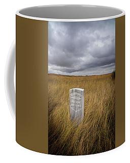 Where He Fell Coffee Mug
