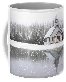 Coffee Mug featuring the photograph Where Hope Grows - Hope Valley Art by Jordan Blackstone