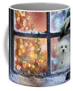 Where Is Santa ? Coffee Mug