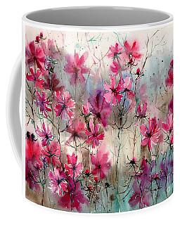 Where Pink Flowers Grew Coffee Mug