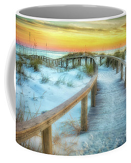 Where The Path Leads Coffee Mug