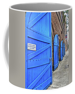 Which Blue Door Coffee Mug