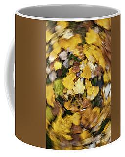 Whirlpool Of Autumn Coffee Mug