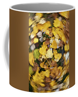 Whirlpool Of Autumn Coffee Mug