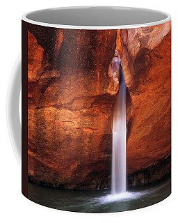 White Canyons Coffee Mug