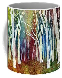White Forest I Coffee Mug