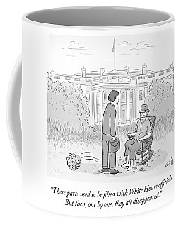 White House Officials Coffee Mug
