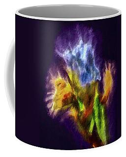 White Lily Bud #i0 Coffee Mug