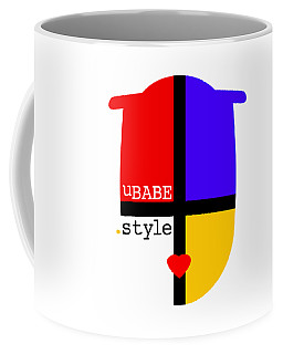 White Style Coffee Mug