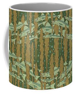 Whiting And Seaweed Coffee Mug