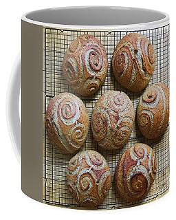 Whole White Wheat, Flax And Rye Sourdough X 7 Coffee Mug