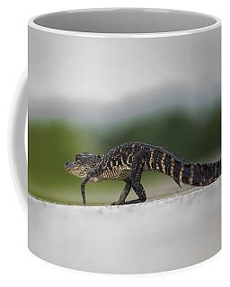 Why Did The Gator Cross The Road? Coffee Mug