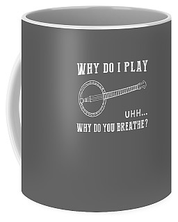 Breathe Coffee Mugs