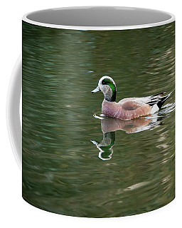 Widgeon Reflected Coffee Mug