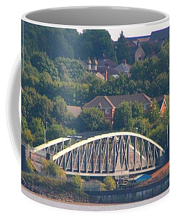 Wigg Island Swingbridge Coffee Mug