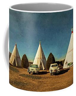 Wigwam Hotel Coffee Mug