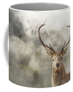 Wild Nature - Stag Coffee Mug